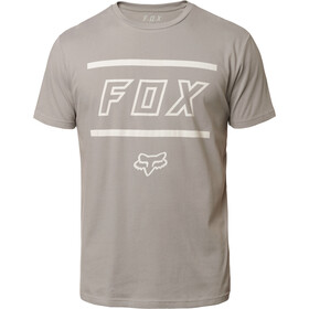 Fox Midway Airline SS Tech Shirt Herren steel gray